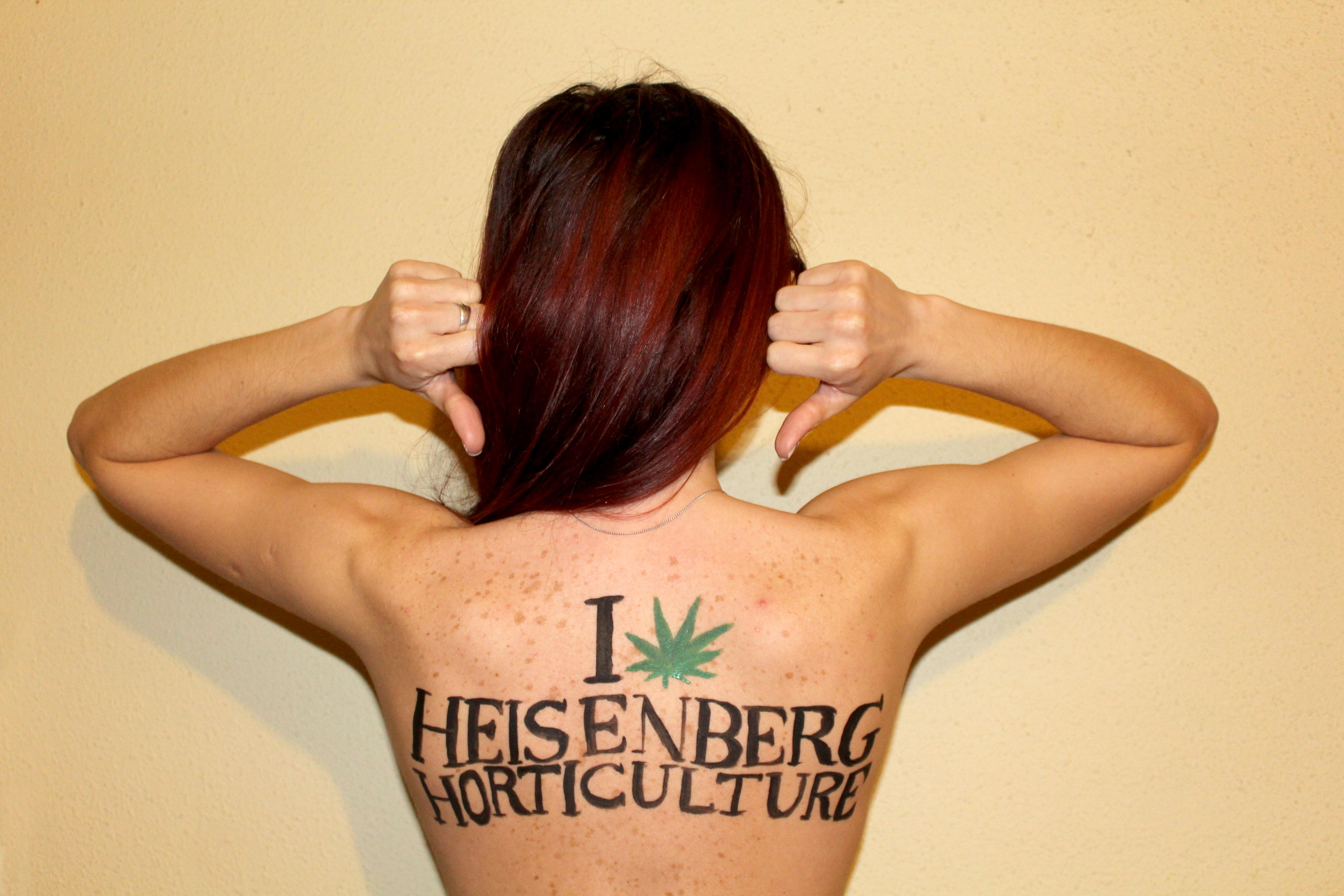 Heisenberg Horticulture